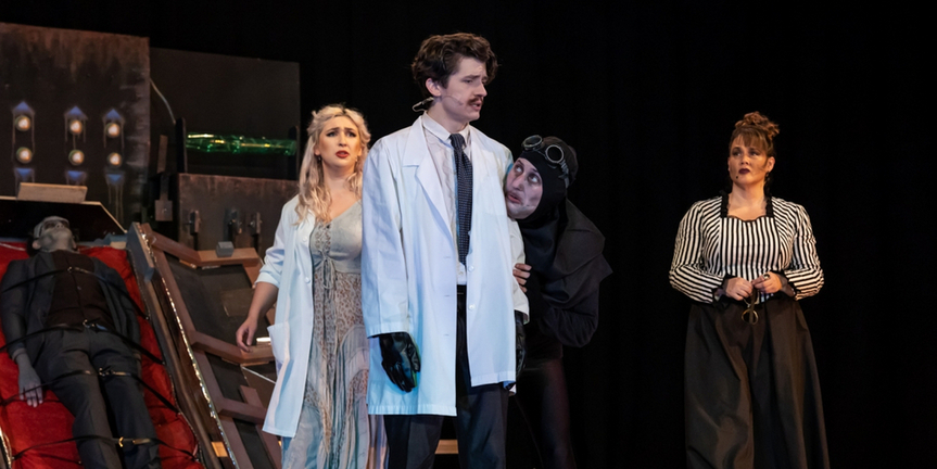 Photos: First look at Millersport Community Theatre's YOUNG FRANKENSTEIN Photo