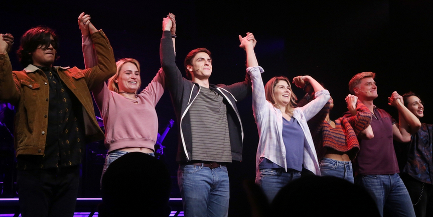 Photos: Inside the Reopening Night of JAGGED LITTLE PILL Photo