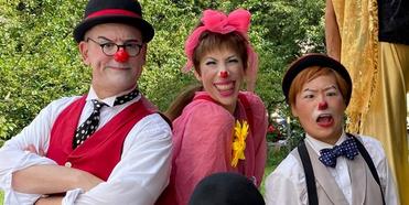 Bindlestiff Family Cirkus Brings CLOWNS ALLEZ! to Brooklyn This Weekend Photo