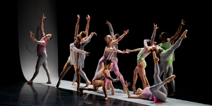 BWW Review: BALLETX ~ EXUBERANCE AND EXTRAORDINARY TECHNIQUE at Segerstrom Center For The Arts