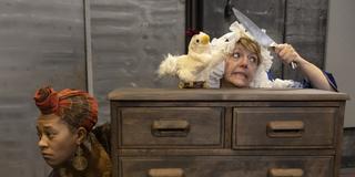 BWW Review: MARTHA BAKES at CoHo Theatre Photo