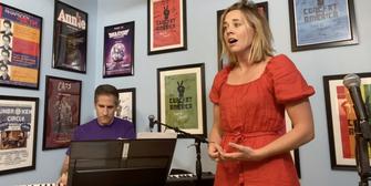 VIDEO: Erika Henningsen & Seth Rudetsky Sing 'Meadowlark' In Rehearsal For Tonight's Photo