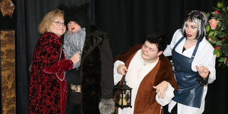 FRANKENSTEIN SLEPT HERE Comes to Sutter Street Theatre This Week Photo