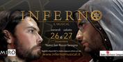 INFERNO IL MUSICAL, il nuovo spettacolo sull'opera dantesca debutta a Seregno Photo