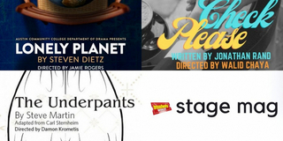 CLUE: ON STAGE, CHECK PLEASE & More - Check Out This Week's Top Stage Mags; Plus New Optio Photo
