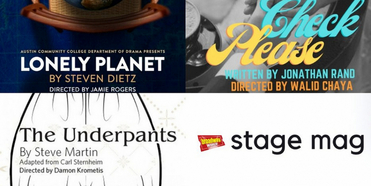 CLUE: ON STAGE, CHECK PLEASE & More - Check Out This Week's Top Stage Mags Photo
