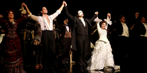 Go Inside THE PHANTOM OF THE OPERA's Reopening Night on Broadway! Video