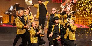 Cascai Teatre estrena ELS COLORS DE DUKE ELLINGTON en Girona Photo