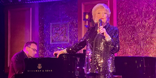 BWW Review: MARILYN MAYE Is Not to Be Missed at 54 Below Photo
