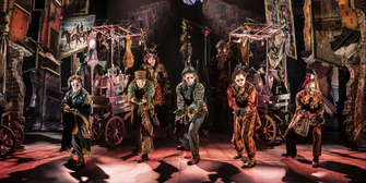 Photos: First Look at BEDKNOBS AND BROOMSTICKS at The King's Glasgow Photo