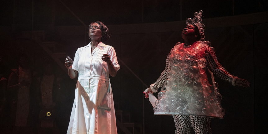 Photos: First Look at Sharon D. Clarke and the Cast of CAROLINE, OR CHANGE; Opening Tonigh Photo
