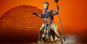 BWW Review: THE LION KING STAMPEDES INTO THE MAJESTIC at Majestic Theatre Photo