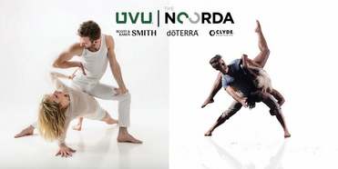 Ririe-Woodbury Dance Company And Repertory Dance Theatre To Perform at The Noorda Center F Photo