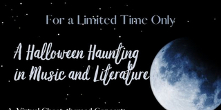 Susan Merdinger to Present A HALLOWEEN HAUNTING IN MUSIC AND LITERATURE Photo