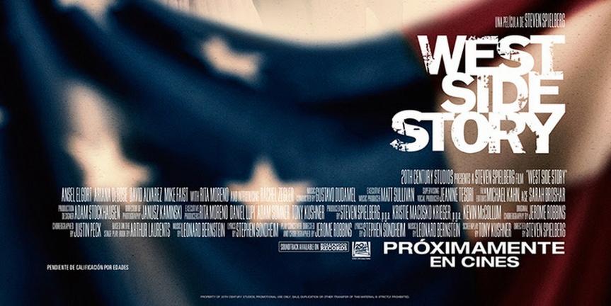 Nuevo adelanto de WEST SIDE STORY de Steven Spielberg Photo