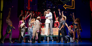 Exclusive: Get A First Look At Adam Pascal, Olivia Valli & More In PRETTY WOMAN On Tour Photo