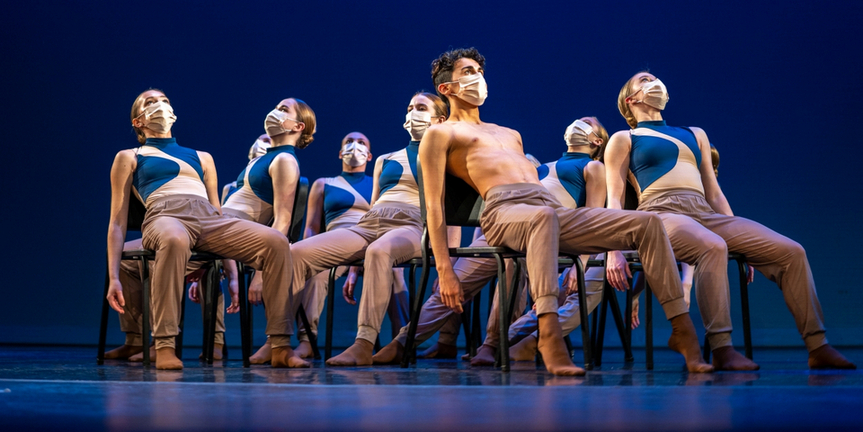 Sacred Heart University Dance Company to Perform in 20th Annual 5x5 Contemporary Dance Fes Photo