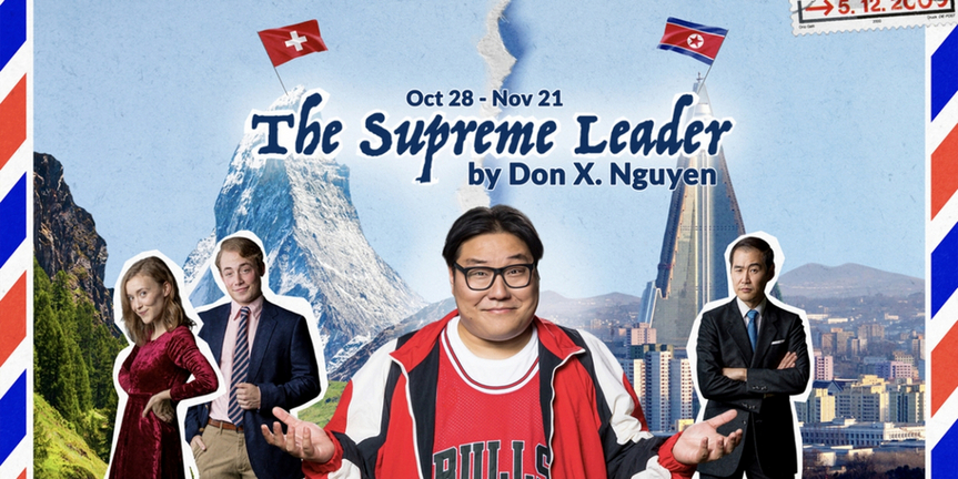 Dallas Theater Center Announces THE SUPREME LEADER Beginning October 28th Photo
