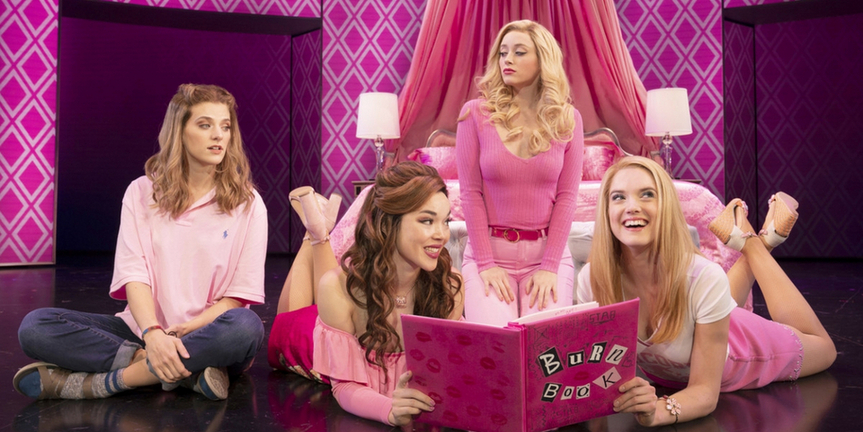 MEAN GIRLS Comes To Seattle's Paramount Theatre This November Photo