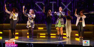 TODAY Goes Behind-the-Scenes of SIX on Broadway Video
