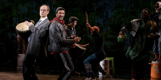 Photos: First Look at THE VISITOR at The Public Theater Photo