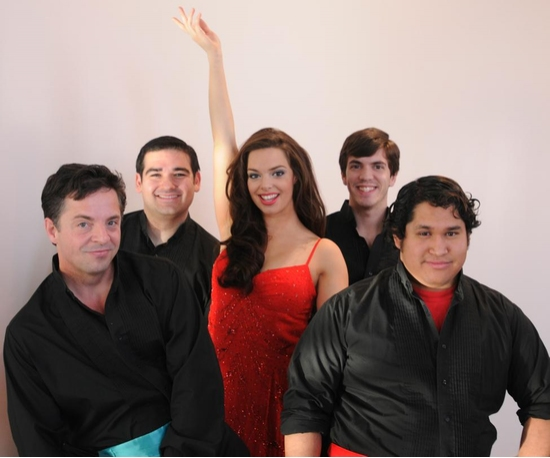 Dan Larrinaga, J.D. Dumas, Ariana Escalante, Mike Hernandez & Ricardo Ramirez