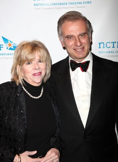Nan Knighton and John Breglio Photo