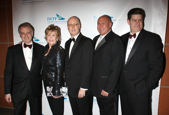 John Breglio, Jane Fonda, Bruce Whitacre, Ed Cassidy and James S. Turley