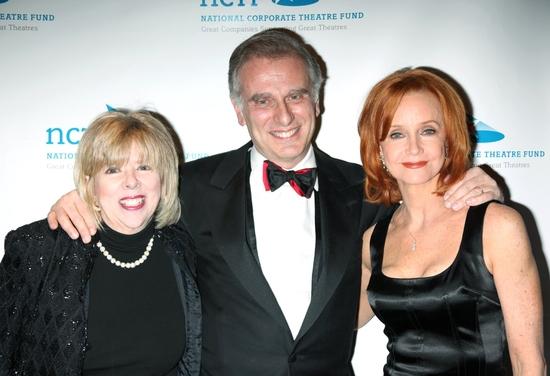 Nan Knighton, John Breglio and Swoosie Kurtz Photo