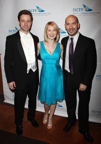 Kevin Massey, Sara Jean Ford and Mat Eisenstein