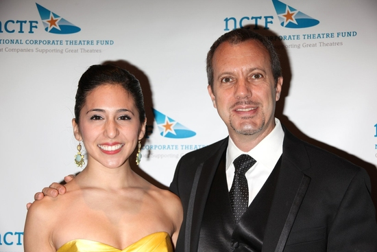 Gabrielle Ruiz and Patrick Vaccariello