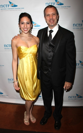 Gabrielle Ruiz and Patrick Vaccariello Photo
