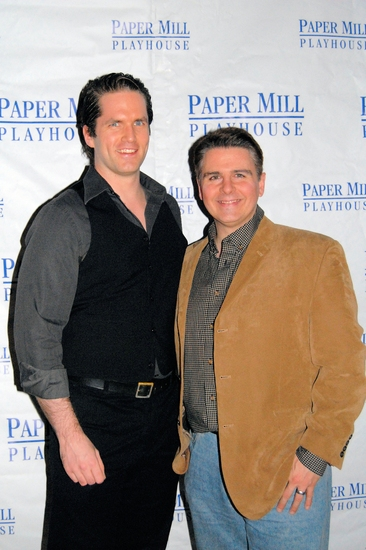 Aaron Ramey (Richard Henry Lee) and Erick Buckley