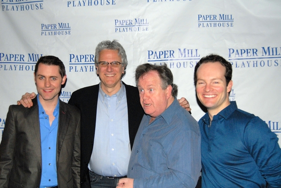 Michael Rose (George Read), Tom Treadwell (Lyman Hall), John O'Creagh (Andrew McNair), James LaVerdiere (James Wilson)