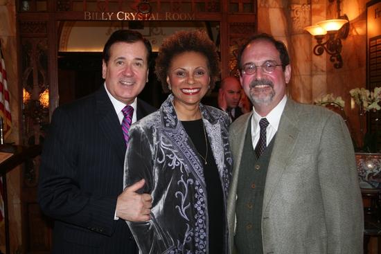Lee Roy Reams, Leslie Uggams and Lewis J. Stadlen Photo
