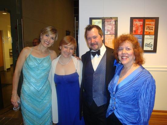 Elizabeth Southard, Jennifer Montague, Mark Montague, and Jodi Chekofsky Photo