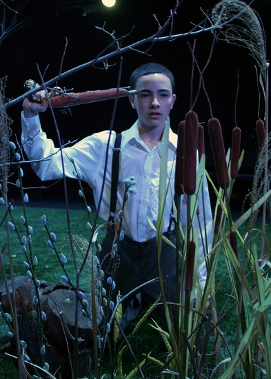 Carlos Rojas at Zeitgeist Stage Presents Spring Awakening: The Play