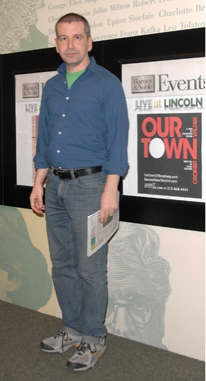 Photo Flash: OUR TOWN Book Signing At Barnes & Noble April 15