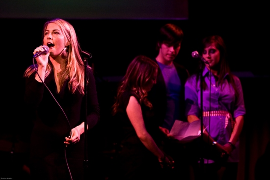 Photo Coverage: The Battery's Down Presents 'SUNDAY NIGHT LIVE' at Joe's Pub