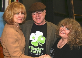Constance McCashin, Sam Weisman and Sally Struthers