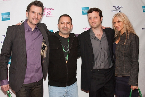 Producers Thomas Sullivan, Glen Trotiner and Mike Canzoniero