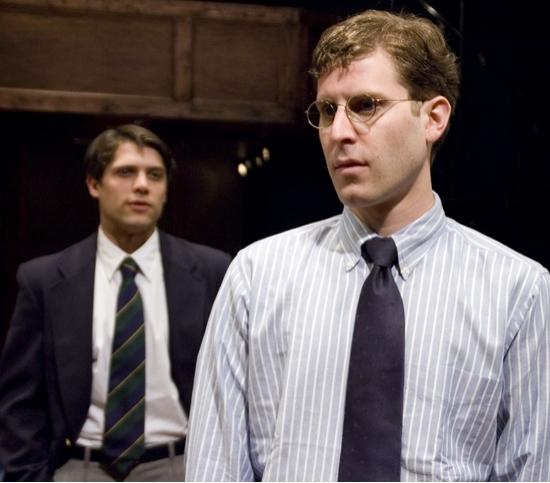 Joel Gross and Andrew Carter