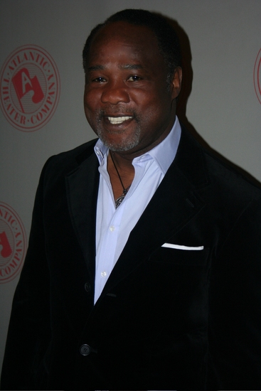Isiah Whitlock Jr. at Atlantic Theater Company Gala