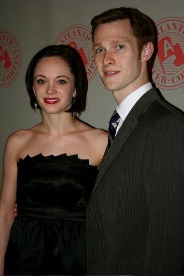 Dan Bittner and girlfriend Erin Fogarty