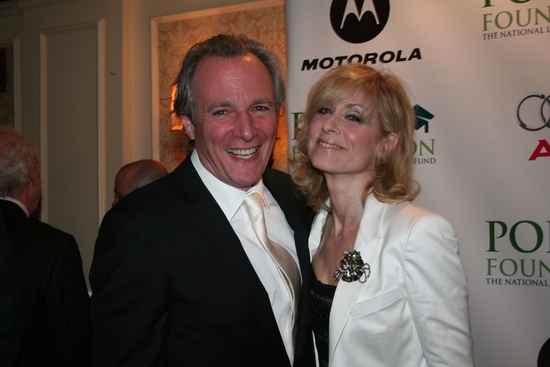 Robert Desiderio and Judith Light