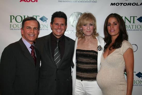 Tony Palan, Silvio Horta, Judith Light and Ana Ortiz