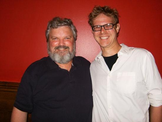 Jeffrey Fiske and Nick Rastenis