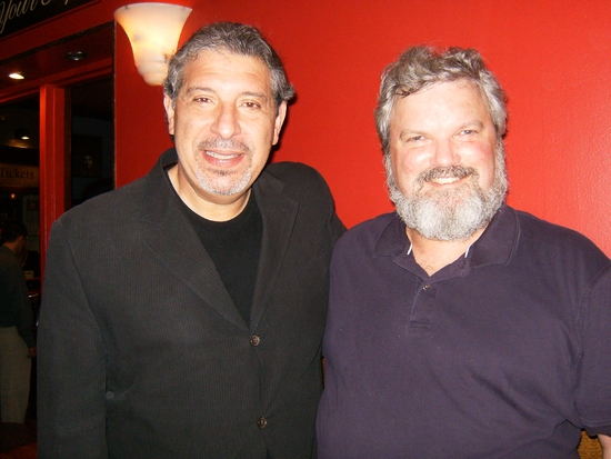 Max McLean and Jeffrey Fiske