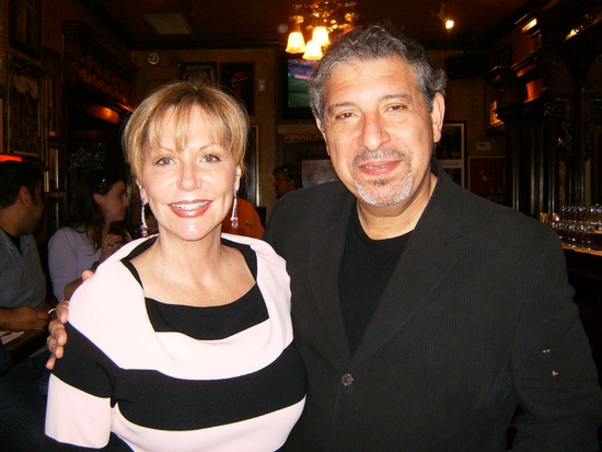 Sandy Rios and Max McLean