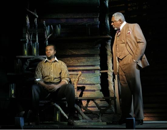 Rufus Bonds, Jr. and Adam Wade